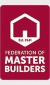 JEB Joinery is proud to be a certified member of the Federation of Master Builders